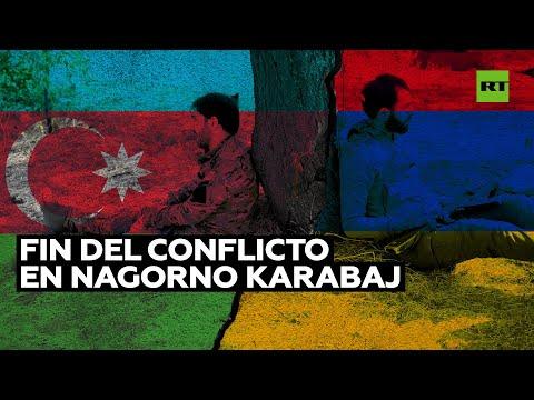 Armenia firma un acuerdo con Azerbaiyán y pierde sus territorios en Nagorno Karabaj