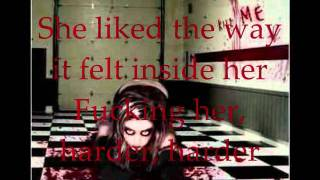 Cannibal Corpse - Fucked With a Knife *w Lyrics*