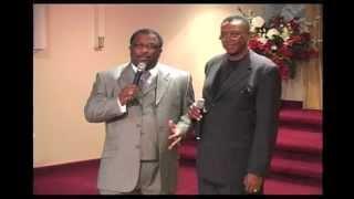 Pastor Marvin Jackson, Interview with Supt. Michael Warren, St. Luke Memorial COGIC, Founders 2013