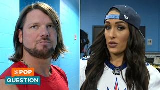 Patriots or Falcons: Who do WWE Superstars predict to win?: WWE Pop Question