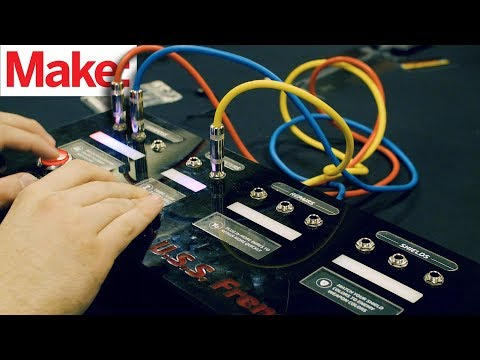 Alt.Ctrl: Amazing Games Made with Maker Tech