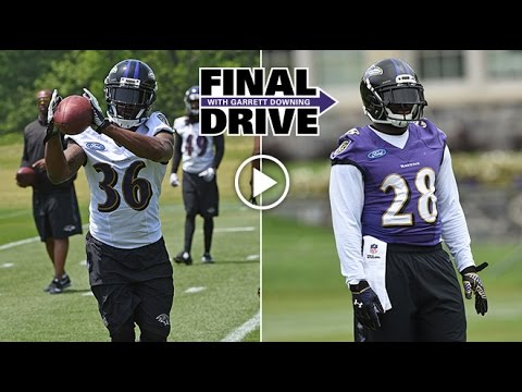 2 Players Who Have Helped Themselves | Final Drive | Baltimore Ravens