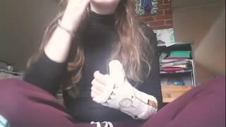 #roomiemelody - Unprepared original song by me with a broken wrist 😱