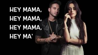 Hey Ma Lyrics - Camila Cabello, JBalvin and Pitbulll