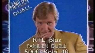 Familien Duell 1991 Trailer Werner