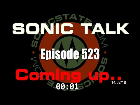 Sonic TALK 523 - 5 Million Year Render
