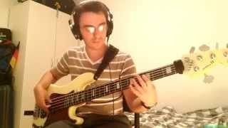 Jamiroquai - White Knuckle Ride [Bass Cover]