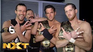 Undisputed ERA credit Heavy Machinery for bringing the fight: WWE NXT, Dec. 26, 2018