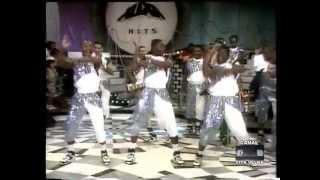 Negritude Jr. - Beijo Geladinho - Xuxa Hits 1995
