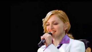 Madonna - Into The Groove Live in Confession Tour #FanMade