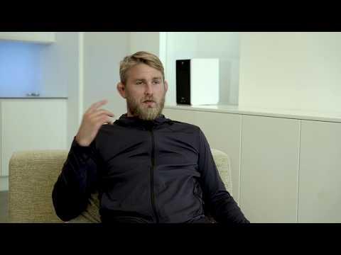 """Alexander """"The Mauler"""" Gustafsson Interview - Part 1"""