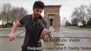 Despair version violin