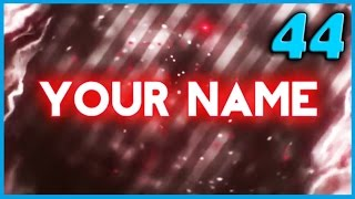 TOP 10 RED Intro Templates #44 Sony Vegas Pro + Free Download [Special 60K]