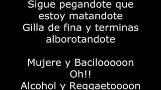 Hasta Abajo (Remix) Letra - Don Omar Feat. Daddy Yankee