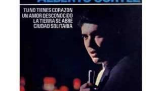 Alberto Cortéz Ciudad Solitaria Audiofoto