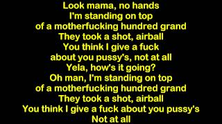 Yelawolf - No Hands [HQ & Lyrics]