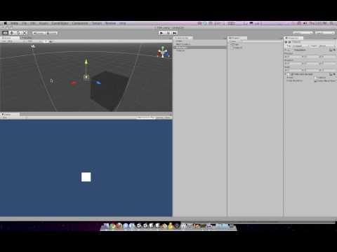 "Unity Tutorial 04: Part 1: ""Unity GUI Basics"""