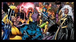 X-MEN TAS: Live Action Intro