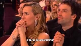 Leonardo DiCaprio ao vencer o Oscar de Melhor Ator 2016 (discurso legendado)