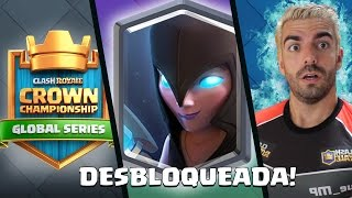 BRUXA SOMBRIA NO CLASH ROYALE?