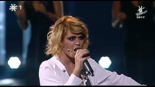 Aurea - Blind Woman | Gala de Fim de Ano | The Voice Portugal