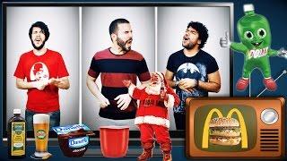 COMERCIAIS DE TV - TriGO!