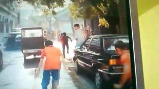 The Karate Kid Dre vs cheng