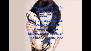 Nicki Minaj- I Wanna Be With You Verse Lyrics.