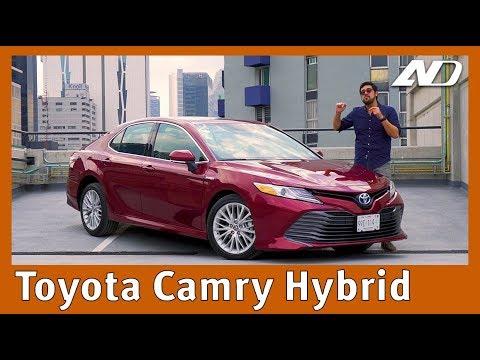 Toyota Camry Híbrido ?? - Potente, equipado y gasta poco