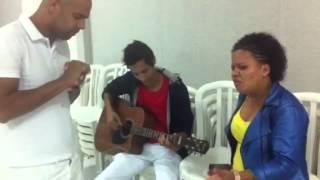 Atrai o meu coração - Elias Souza & Sarah Cristina