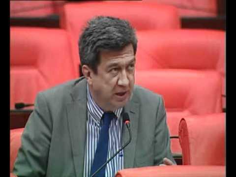 Kadir Gökmen ÖĞÜT CHP İstanbul Milletvekili