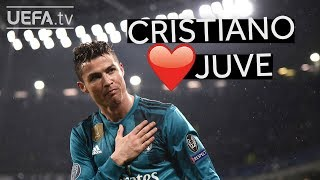 CRISTIANO RONALDO TO JUVENTUS: Watch his 10 GOALS against his new club