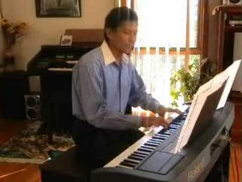 Unfaithful - Rihanna - Keyboards