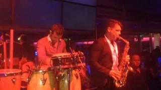 VIDEO LIVE SWEDISH HOUSE MUSIC LIVE ACT - DEEPDUET DOCKS CLUB LISBOA