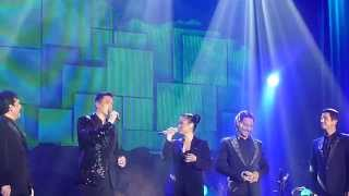 Il Divo and Lea Salonga - A whole new world (Brussels)