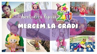 Aventuri cu Papusa Zurli - Papusa Zurli merge la gradi!