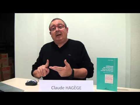 Vid�o de Claude Hag�ge
