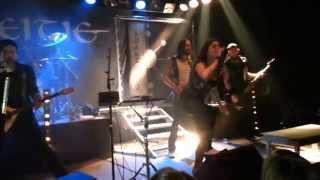 Eluveitie - Il richiamo dei monti LIVE @ Das Zelt, Lugano 31.01.2015