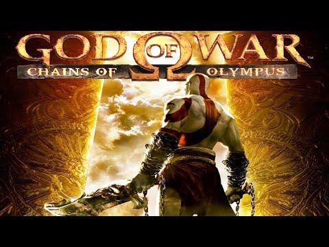 BITeLog 008A: God of War: Chains of Olympus (PSP) LONGPLAY