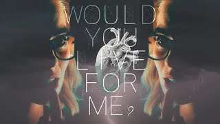 would you live for me? | the joker & harley