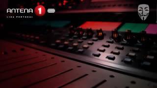 Portugal x França   Relato dos Últimos Minutos na rádio Antena 1