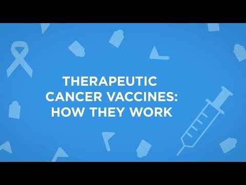 Therapeutic Cancer Vaccines: How They Work