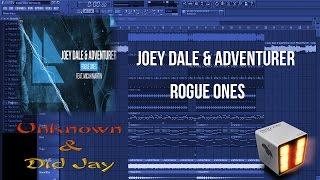 Joey Dale & Adventurer feat. Micah Martin - Rogue Ones [FL Studio Remake]