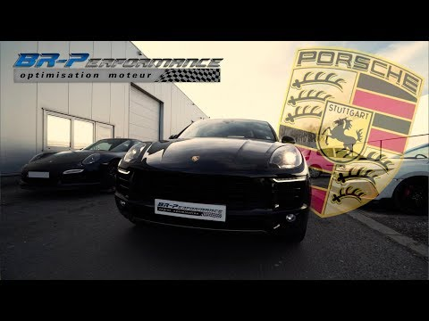PORSCHE MACAN 3.0 Bi-Turbo S Remap Stage 1 By BR-Performance