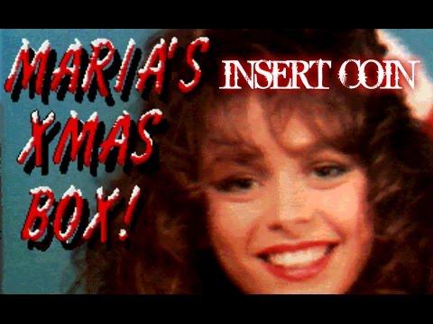 Maria's Xmas Box (1988) - Amiga - Partida de poker navideña