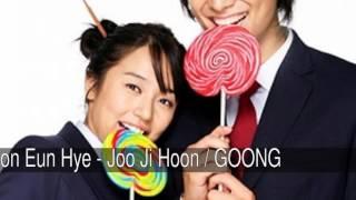 Las mejores parejas de los dramas coreanos mas populares