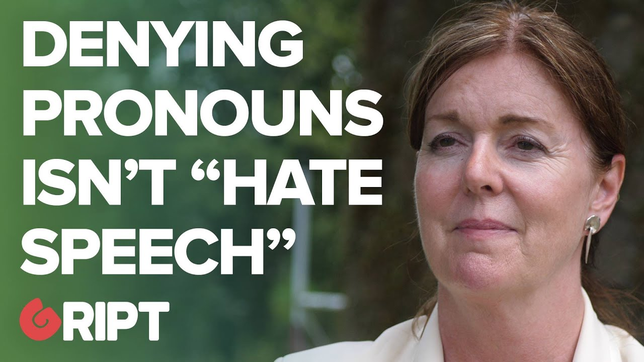 """Refusing to use Trans Pronouns """"Not a Hate Crime"""""""