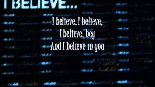 "Karaoke for ""Believe"" (Shawn Mendes)"