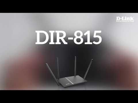 Como alterar o endereço IP do roteador DIR-815