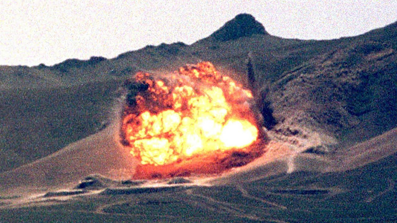 Nuclear Landmine